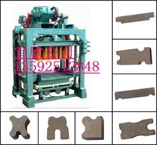 准确定义水泥垫块机,细数其产品特性