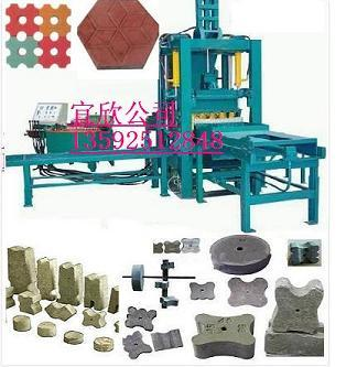建筑节能--水泥垫块机设备的节能细节分析