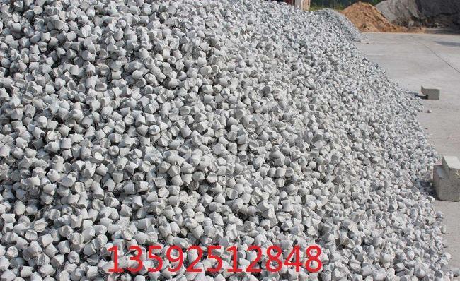河南宜欣锥形垫块砖厂图片